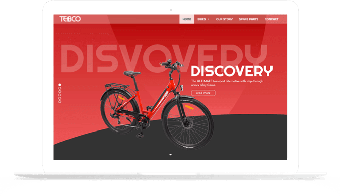 electric-bike-web-design