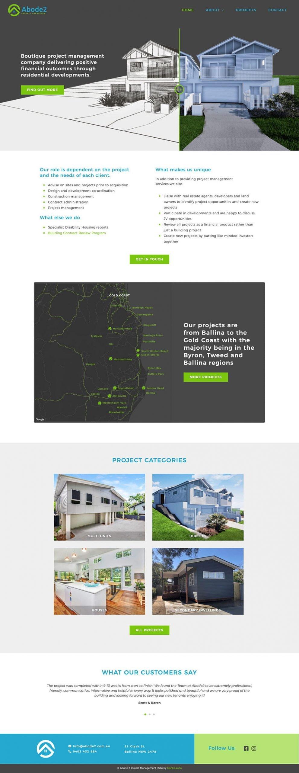abode2 project management website