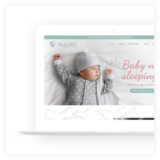 newborn website